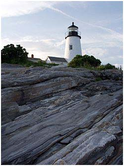 photo- Pemaquid Lighthouse